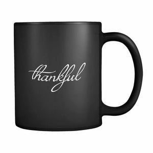 Thankful Thanksgiving 11oz Mug