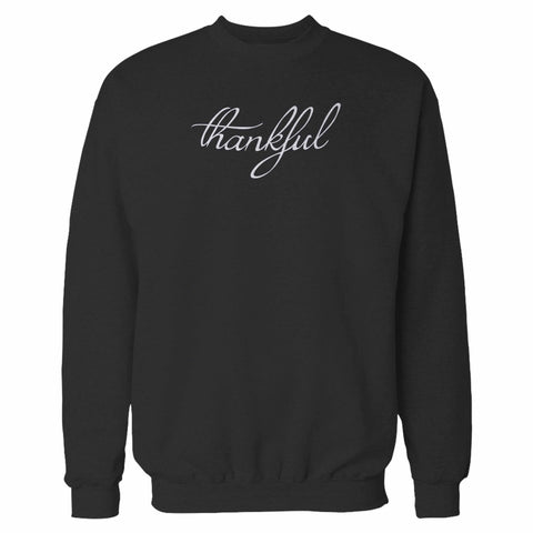 Thankful Thanksgiving Sweatshirt