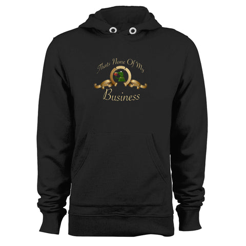 Thats None Of My Business Kermit Unisex Hoodie