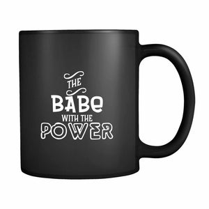 The Babe With The Power Property Of Fandom Labyrtinth Nerd 11oz Mug