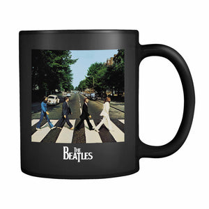 The Beatles Abbey Road Album 11oz Mug
