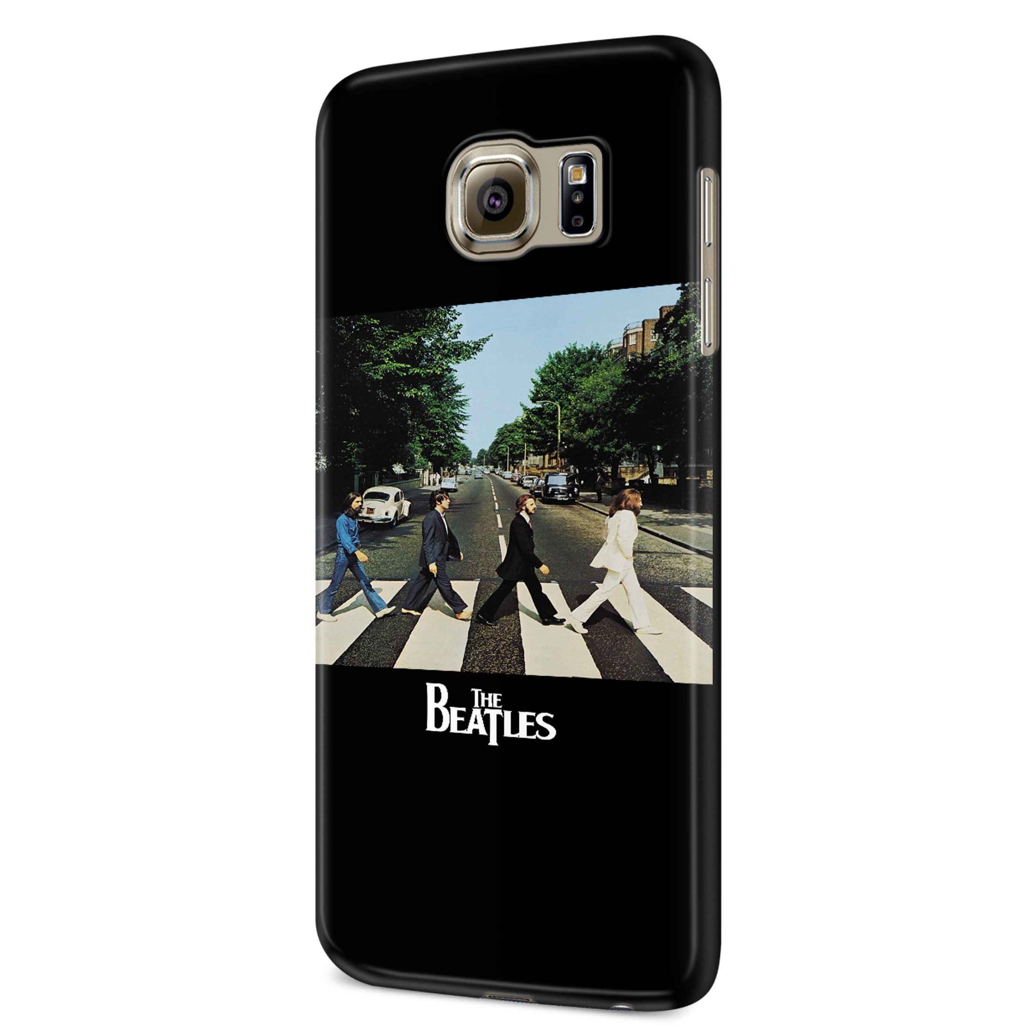 The Beatles Abbey Road Album Samsung Galaxy S6 S6 Edge Plus/ S7 S7 Edge / S8 S8 Plus / S9 S9 plus 3D Case