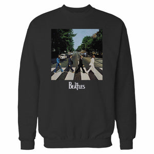 The Beatles Abbey Road Album Sweatshirt
