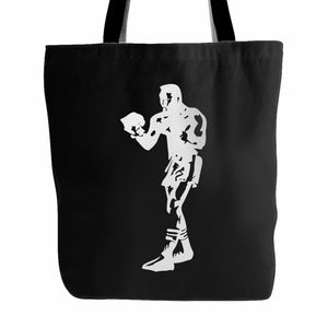 The Boxer Muhammad Ali Boxing Tote Bag