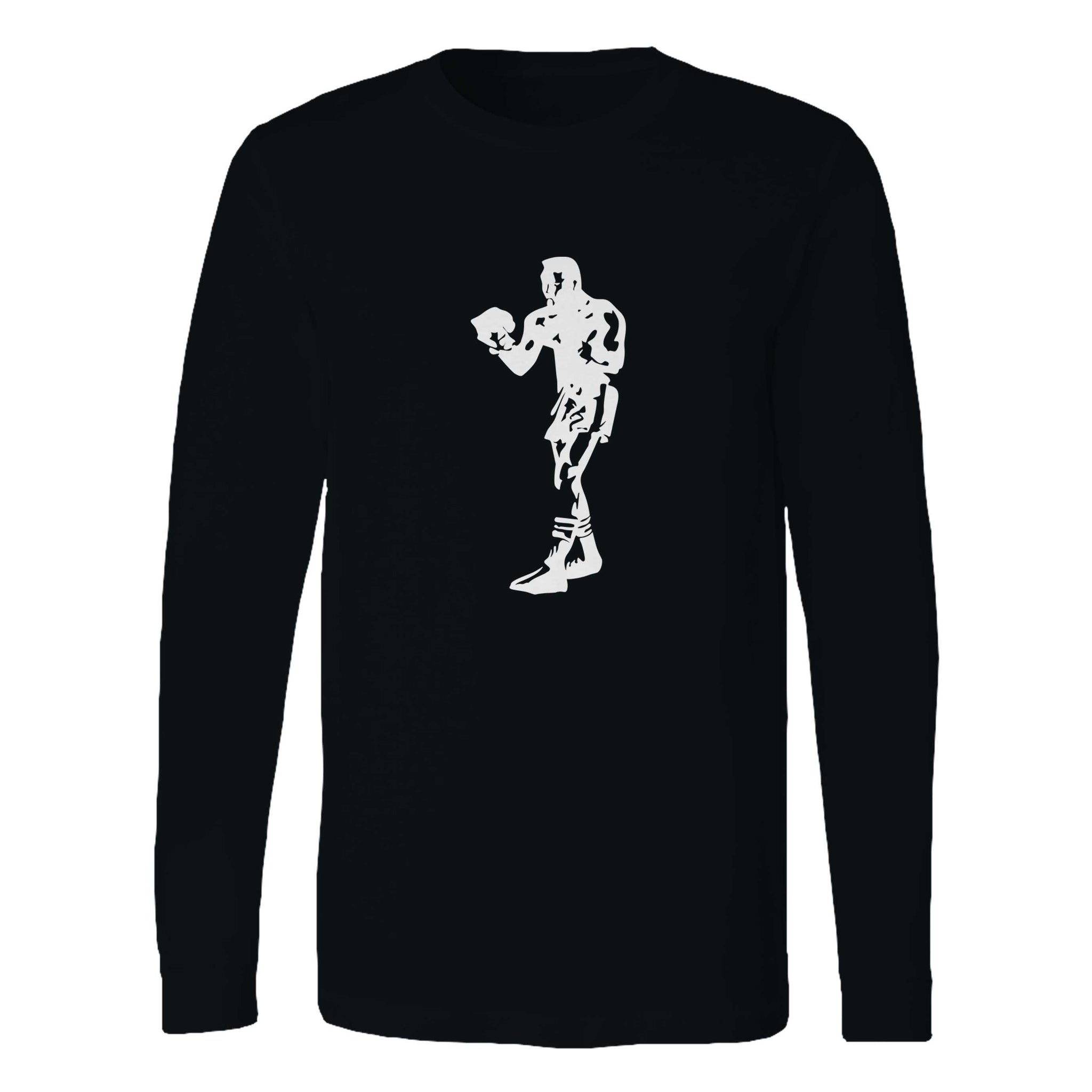 The Boxer Muhammad Ali Boxing Long Sleeve T-Shirt