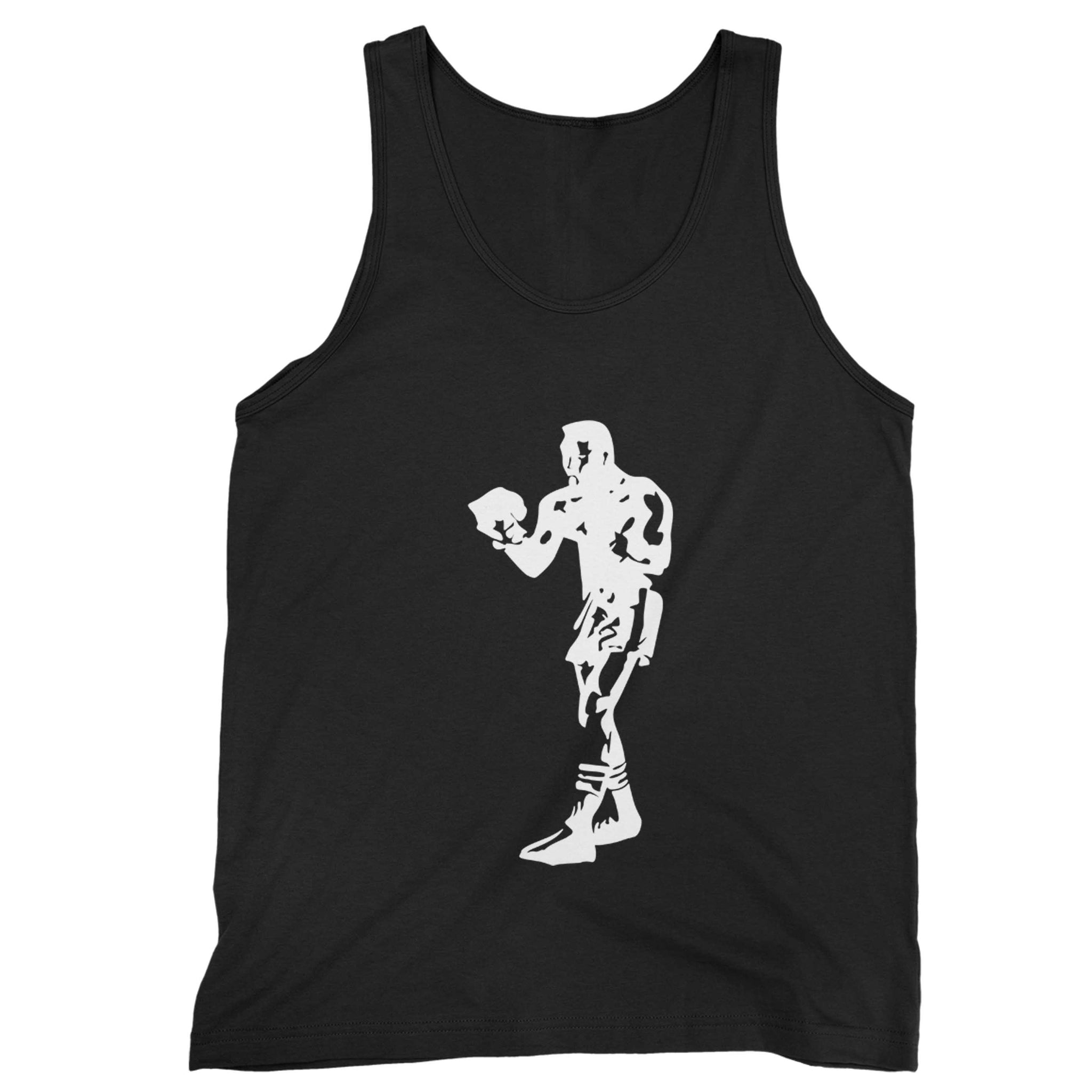 The Boxer Muhammad Ali Boxing Man's Tank Top