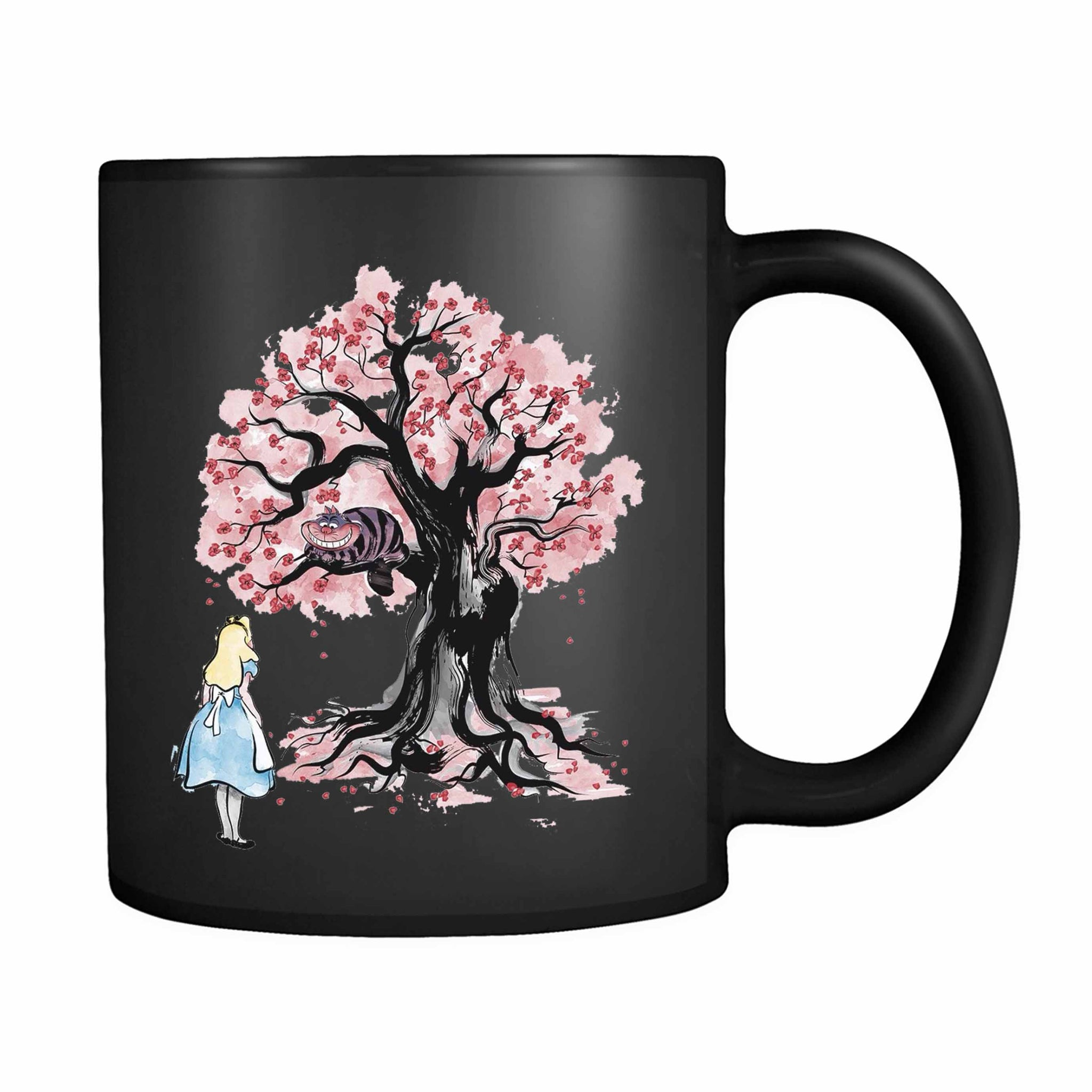 The Chesire's Tree 11oz Mug