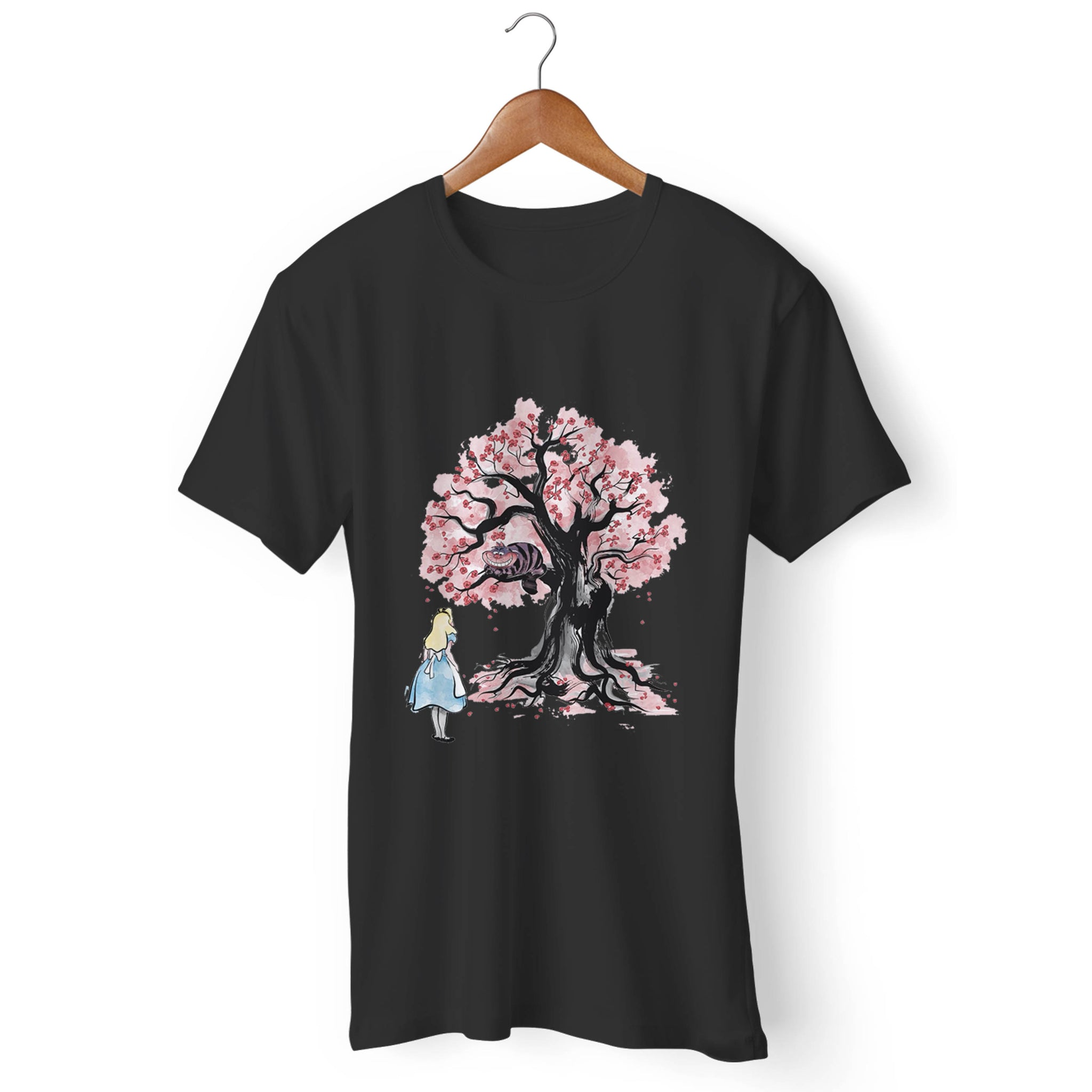 The Chesire's Tree Man's T-Shirt