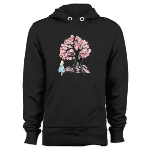 The Chesire's Tree Unisex Hoodie