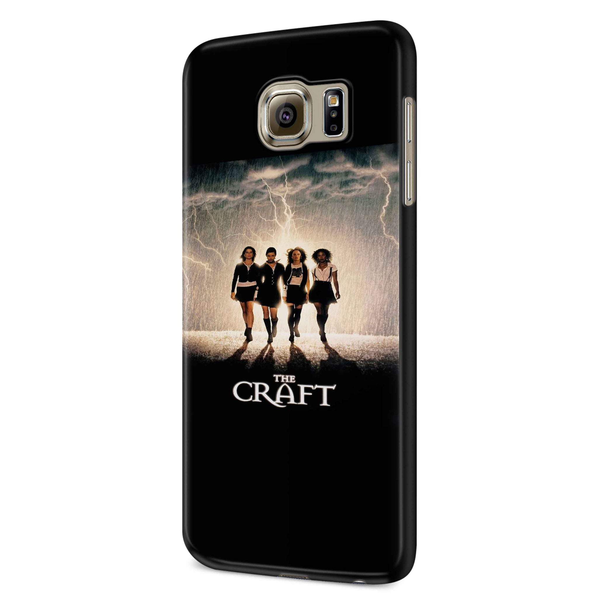 The Craft Movie Samsung Galaxy S6 S6 Edge Plus/ S7 S7 Edge / S8 S8 Plus / S9 S9 plus 3D Case