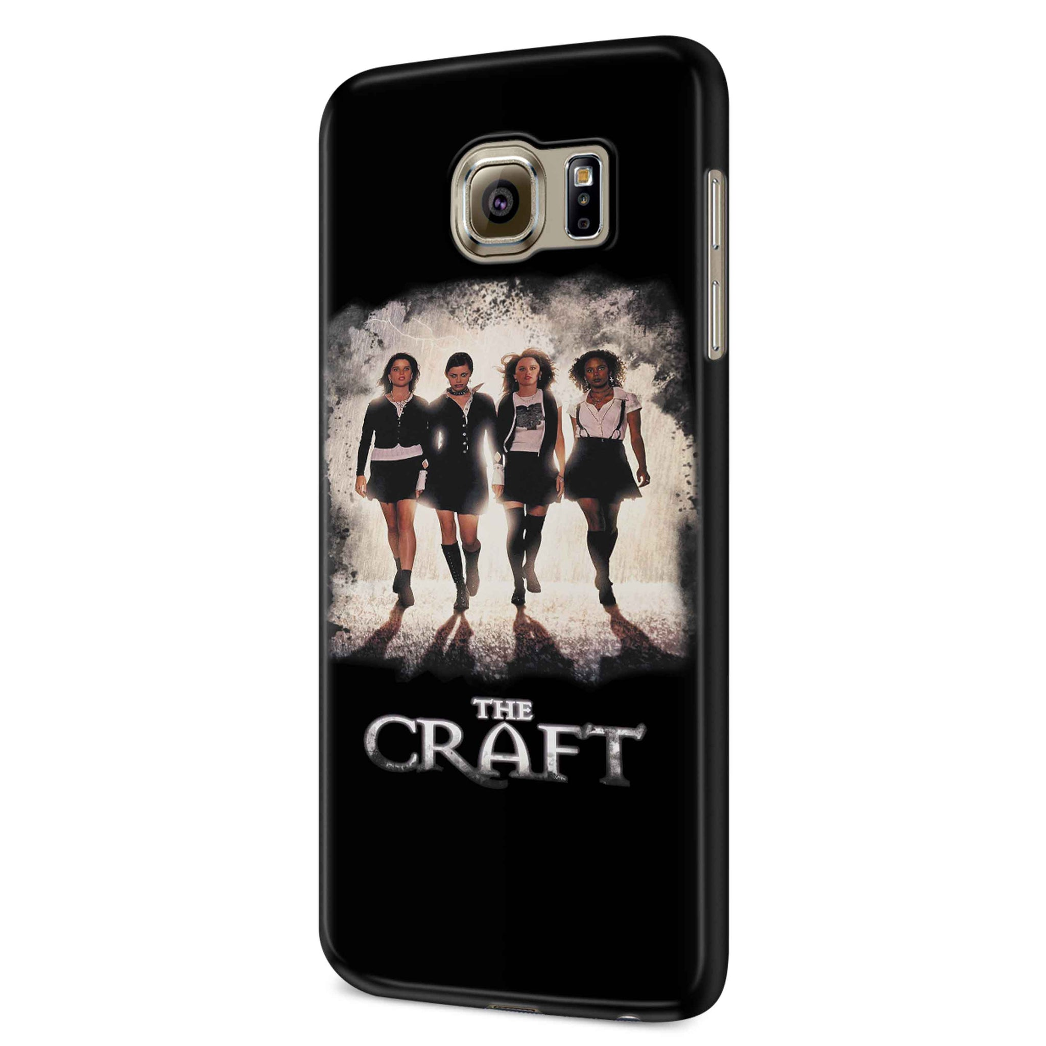 The Craft Samsung Galaxy S6 S6 Edge Plus/ S7 S7 Edge / S8 S8 Plus / S9 S9 plus 3D Case