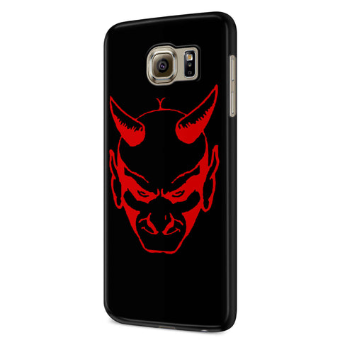 The Devil Glares Out From You Samsung Galaxy S6 S6 Edge Plus/ S7 S7 Edge / S8 S8 Plus / S9 S9 plus 3D Case