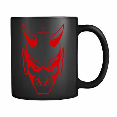 The Devil Glares Out From You 11oz Mug