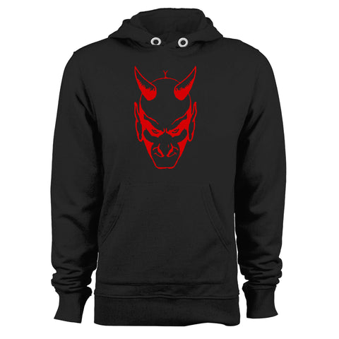 The Devil Glares Out From You Unisex Hoodie