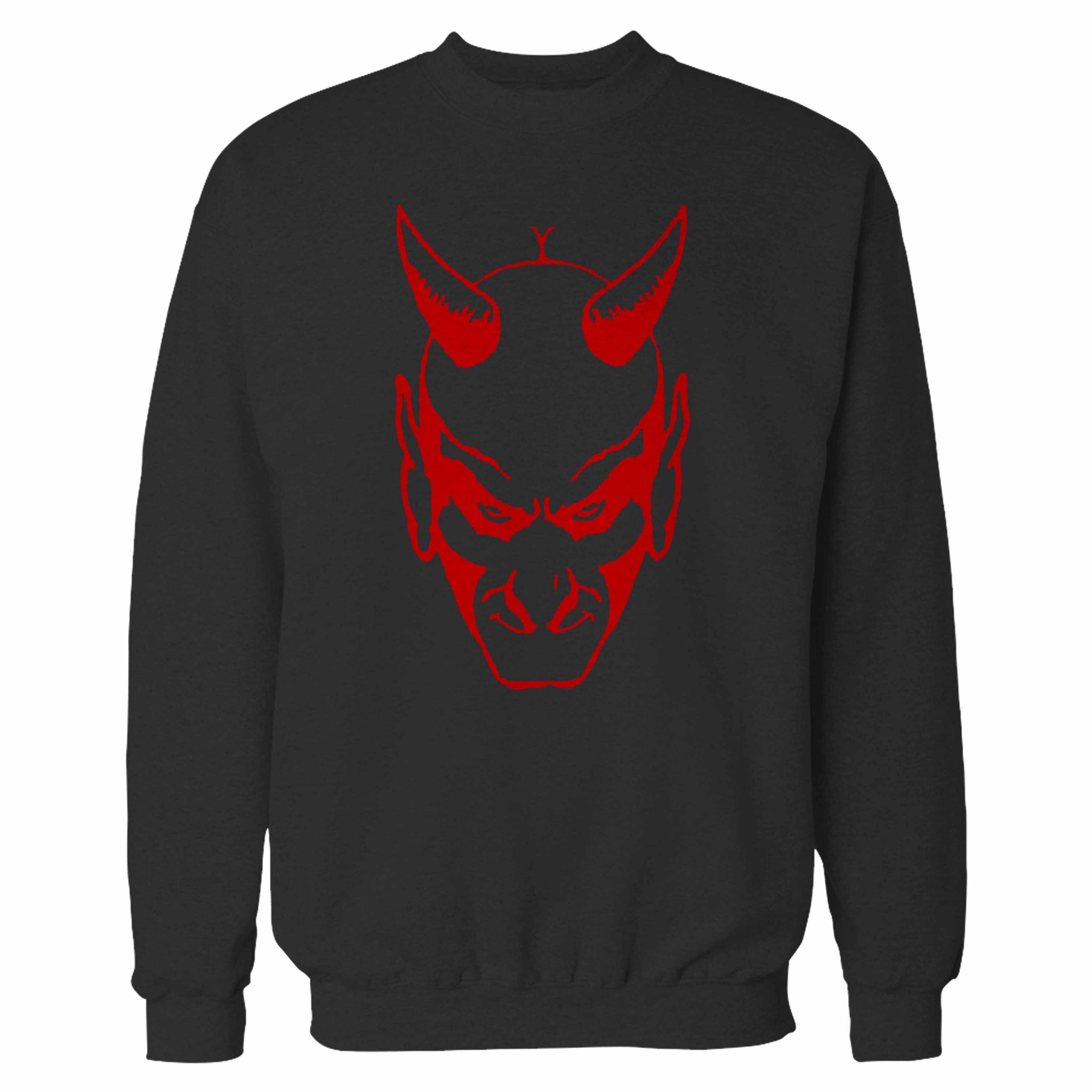 The Devil Glares Out From You Sweatshirt