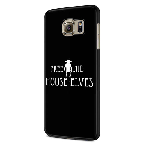 The House-Elves Harry Potter Dobby Wizarding World Of Harry Potter Samsung Galaxy S6 S6 Edge Plus/ S7 S7 Edge / S8 S8 Plus / S9 S9 plus 3D Case