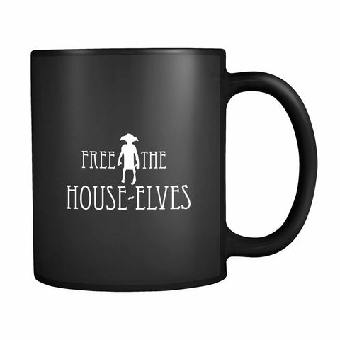 The House-Elves Harry Potter Dobby Wizarding World Of Harry Potter 11oz Mug