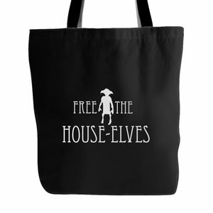 The House-Elves Harry Potter Dobby Wizarding World Of Harry Potter Tote Bag