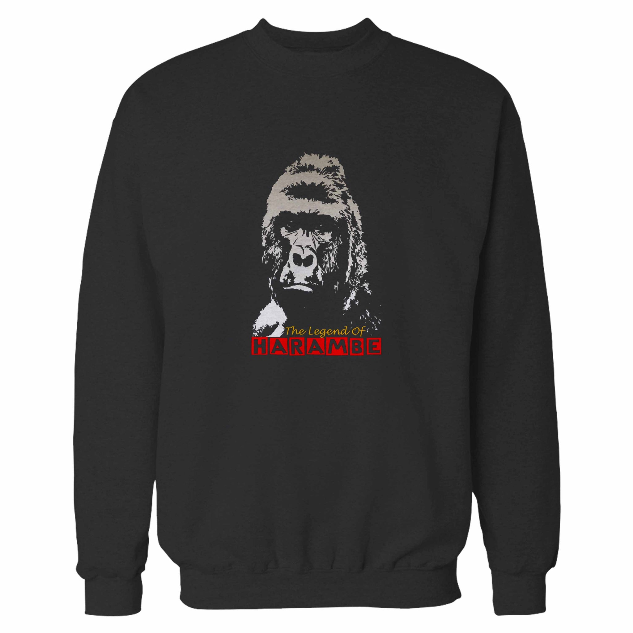 The Legend Of Harambe Sweatshirt