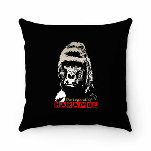 The Legend Of Harambe Pillow Case Cover