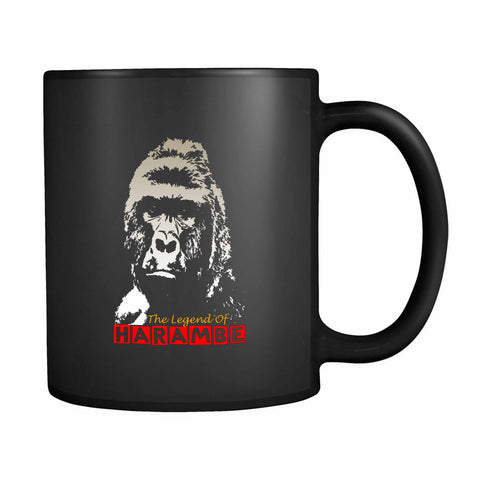 The Legend Of Harambe 11oz Mug