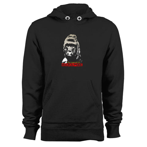 The Legend Of Harambe Unisex Hoodie