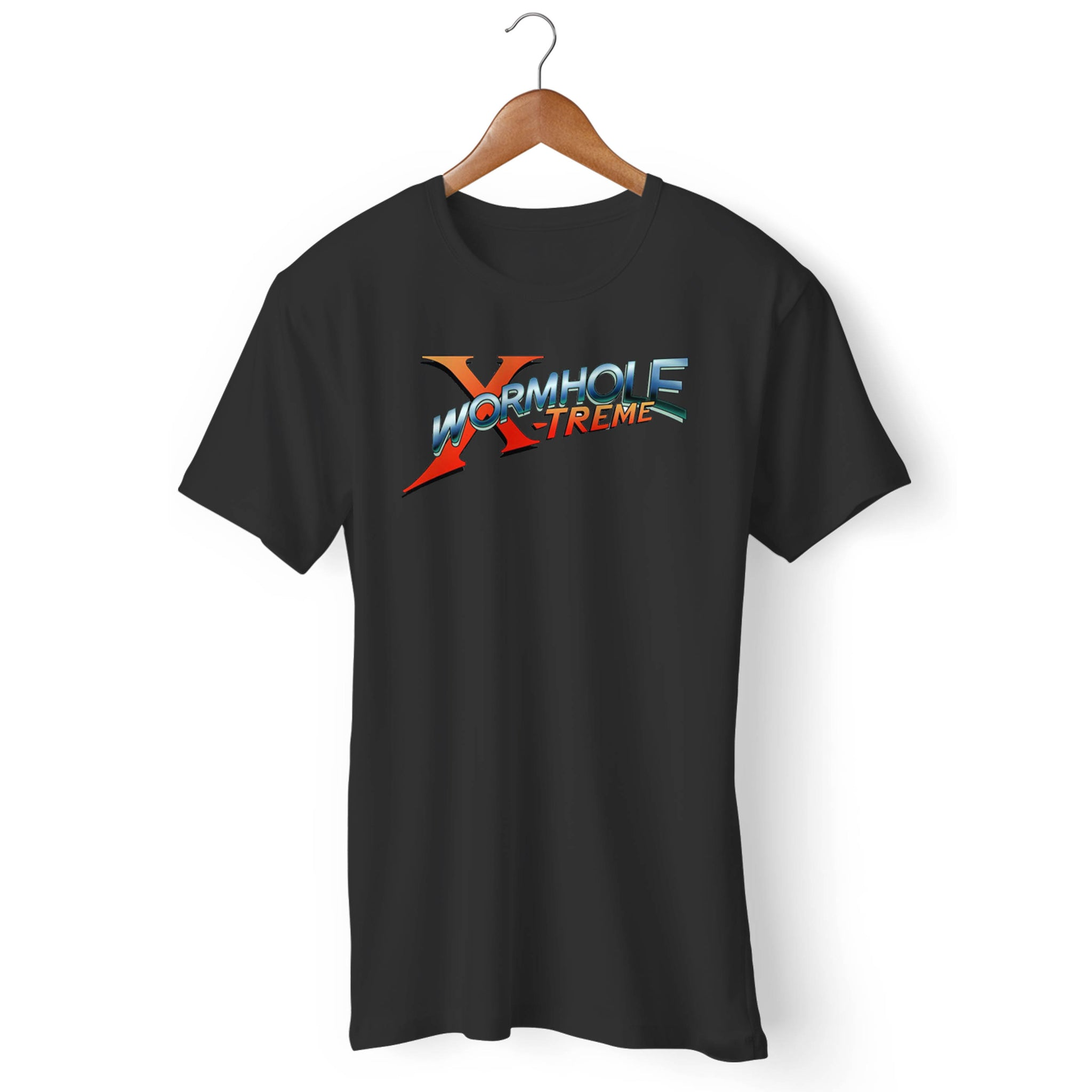 Wormhole X-Treme Tv Series Man's T-Shirt