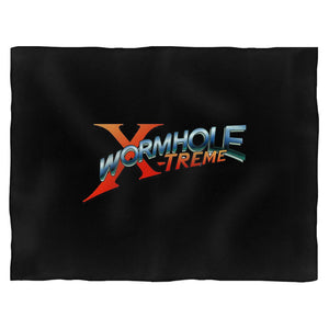Wormhole X-Treme Tv Series Blanket