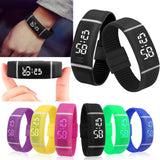 Silicone Waterproof Wrist Watch