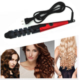 Magic Spiral Hair Curler
