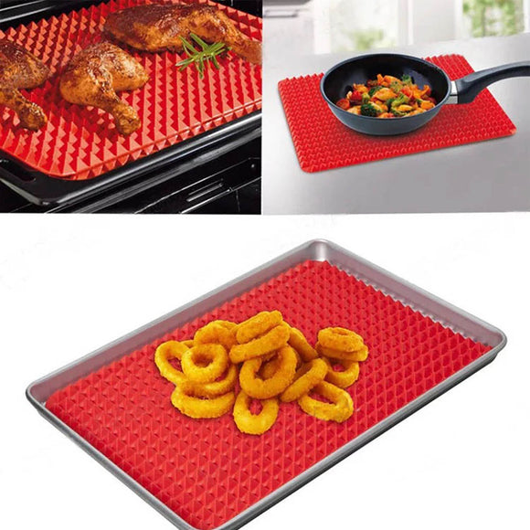 1 Piece Silicone Oven Mat