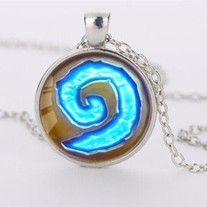 World of Warcraft Hearthstone Pendant