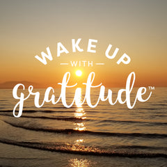 wake up with gratitude podcast