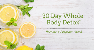 30 Day Whole Body Detox Coach