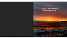 Wake Up With Gratitude Coffee Table Book