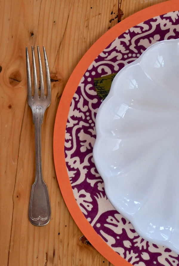 Sunrise Placemat - Lavender