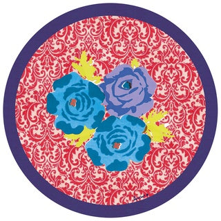 Poppy Placemat - Red
