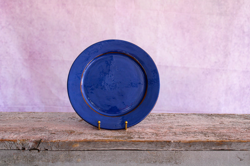 French Color Dinner Plate
