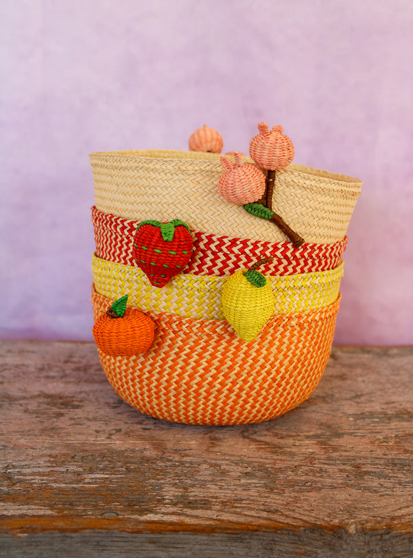 Tabletop Mini Basket - Granada