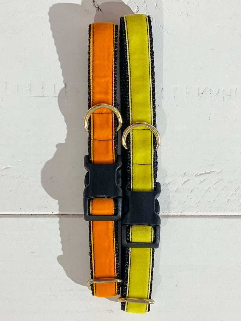 Color Reference for Orange and Yellow
