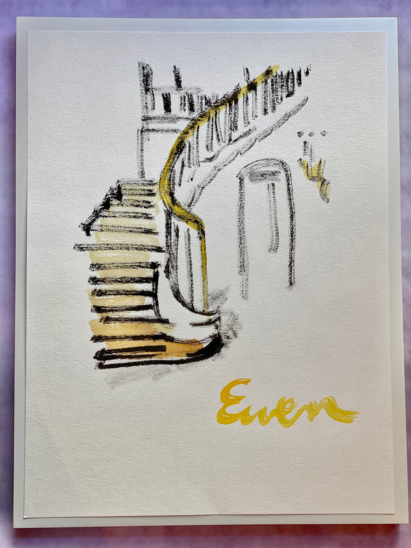 Yellow Staircase (Original)