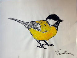 Yellow Bird (Original)