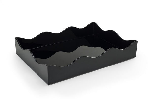 Rita Konig Belles Rives Lacquer Tray, LARGE