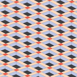 Patterned Paper - Venetian Diamond