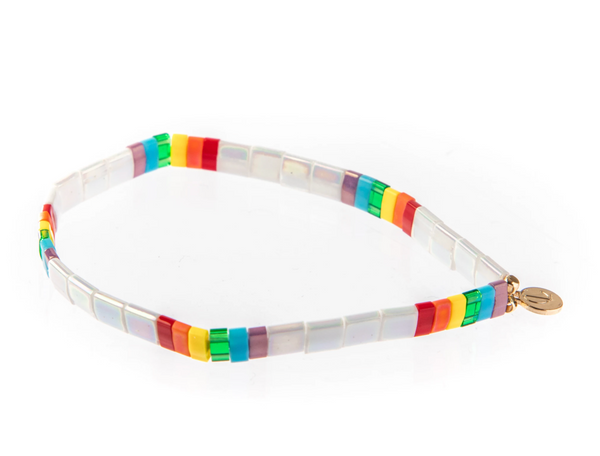 Supernova Bracelet - Happy Rainbow