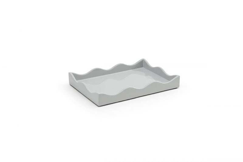 Rita Konig Belles Reeves Lacquer Tray, SMALL