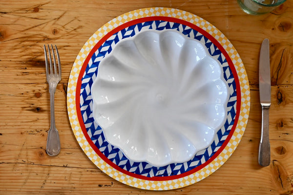 Arrow Placemat - Blue