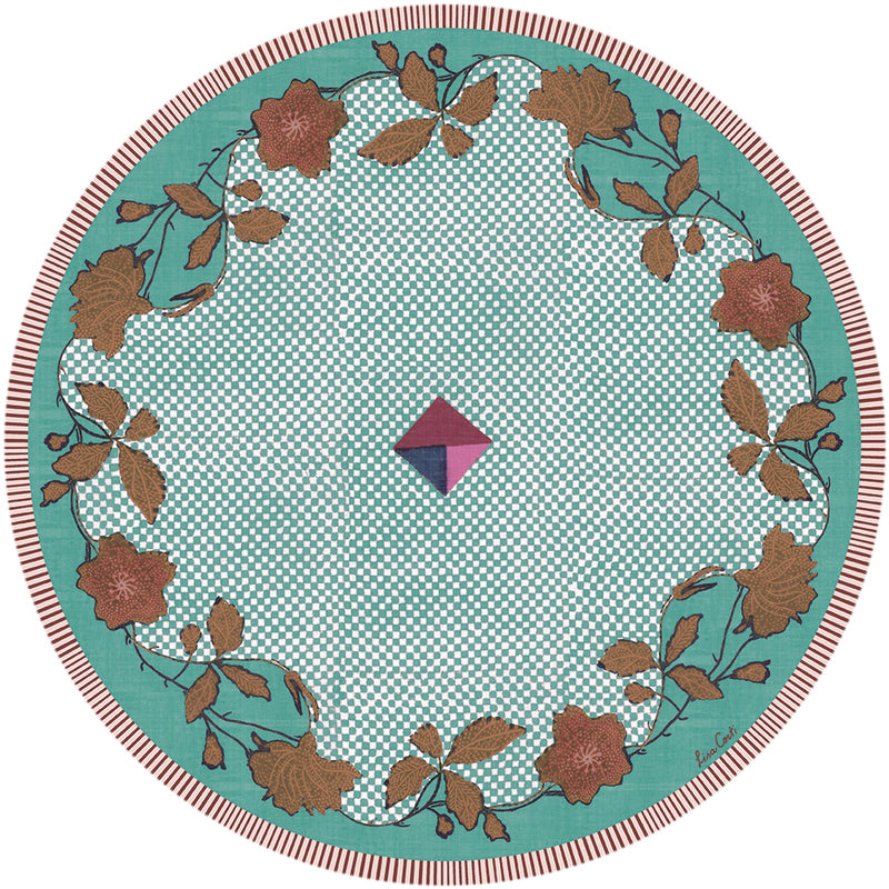 Rasmalay Placemat - Jade