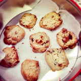 FREE RECIPE: Fig & Walnut Cookies - from The Contented Calf Cookbook
