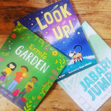 Gift Box of 2 Books for either 0-3 or 4-7 Year Olds, from Little Box of Books